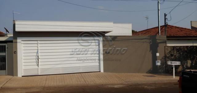 Casa à venda com 4 dormitórios em Centro, Jaboticabal cod:V5190