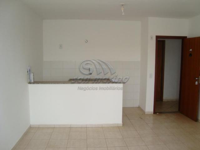 Kitchenette/conjugado à venda com 1 dormitórios em Vila industrial, Jaboticabal cod:V1979 - Foto 2