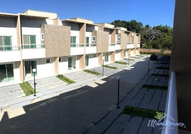 Casa com 2 dormitórios à venda, 69 m² por R$ 220.000,00 - Tamatanduba - Eusébio/CE - Foto 2