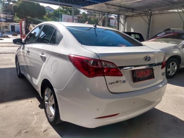 Hyundai HB20S 1.6 Flex  - Automtico - 2014 - Foto 4