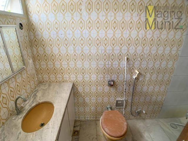 Apartamento com 3 suítes para alugar, 200 m² por R$ 1.700/mês - Dionisio Torres - Fortalez - Foto 20