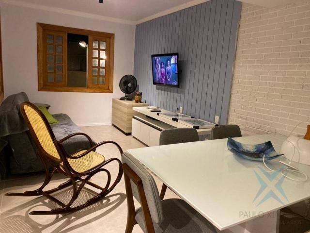 Casa com 3 dormitórios à venda, 170 m² por R$ 600.000,00 - Porto das Dunas - Aquiraz/CE - Foto 13