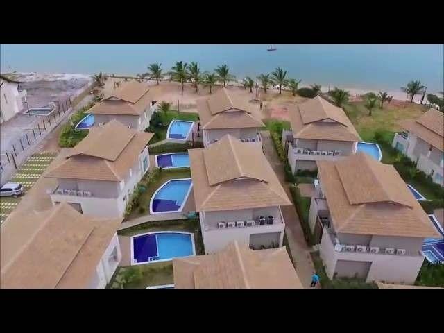 JCS51- Adquira uma das melhores casas mobiliada/beira mar de Muro Alto - Foto 10