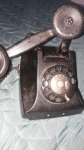 Telefone Ericsson pra decoração