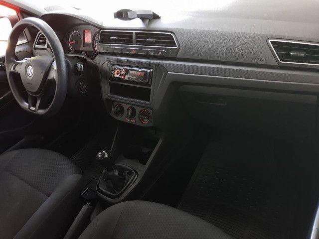 VW Volkswagen Saveiro Robust CS 1.6 8v Flex 2020 - Foto 9