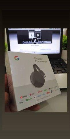 Chromecast 3 original lacrado. - Foto 2