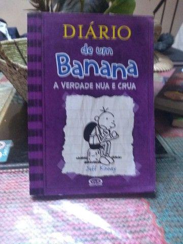 Coleção diário de um banana - Foto 5