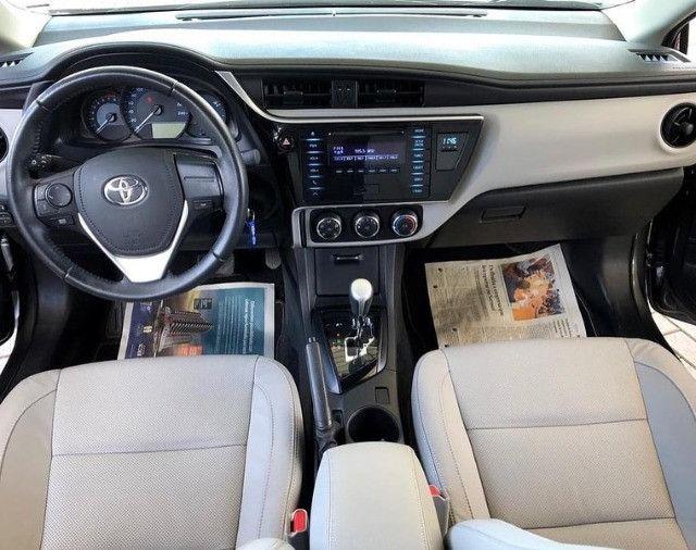 Corolla Gli Upper 2018 Motor 1.8 Automático - Foto 6