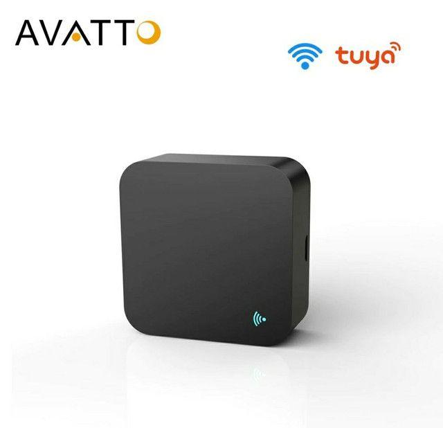 Avatto Tuya S06 Controle Remoto Wifi Universal Alexa/google