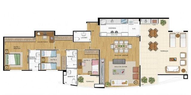 Apartamento Alto Padrão Em Bauru - Foto 9