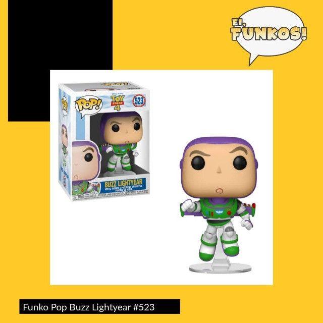 Funko Pop! - Buzz Lightyear #523 - Toy Story 4
