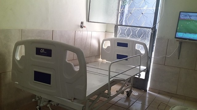 Cama hospitalar manual