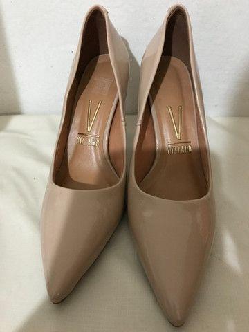Sapato de salto, cor Nudes n.º 36 -Marca Vizzano - Foto 4