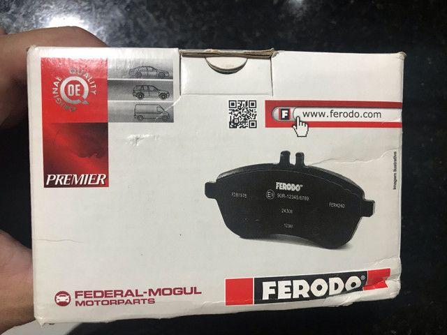 Pastilha Freio Traseiro Ceramica Jeep Renegade/Fiat Toro