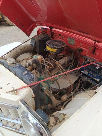 Rural Willys 1959 4x4 - Foto 11