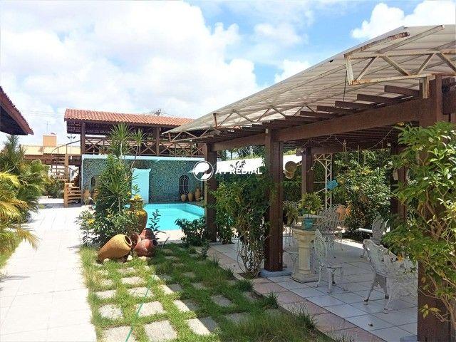 Casa para aluguel, 7 quartos, 7 suítes, 6 vagas, Edson Queiroz - Fortaleza/CE - Foto 2