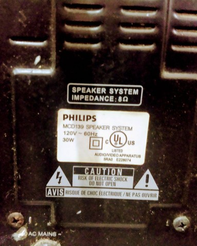 3 caixas de <br>Philips DVD Micro Theater MCD139<br>MCD139/78<br> - Foto 4