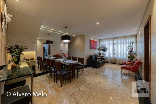 Apartamento à venda com 5 dormitórios em Coração eucarístico, Belo horizonte cod:338156 - Foto 3