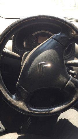 Citroen c3 2008 Hatch Prata 1.4 Flex Completo. Leia com Atenção! - Foto 4