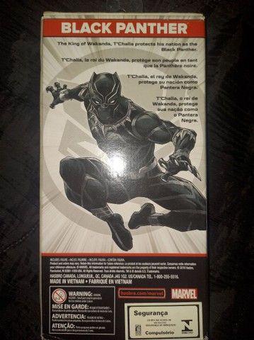Boneco Hasbro pantera negra! - Foto 2