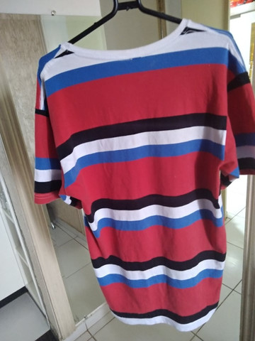 Camisa Lacoste G Listrada - Foto 3