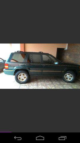 Grand Cherokee 5.2 V8 1992 - Foto 7