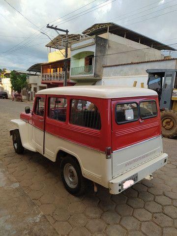 Rural Willys 1959 4x4 - Foto 3