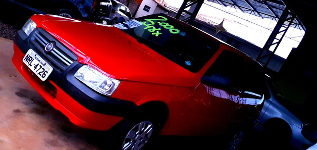 Uno Mille 2012 é na LUIZA automóveis  - Foto 6