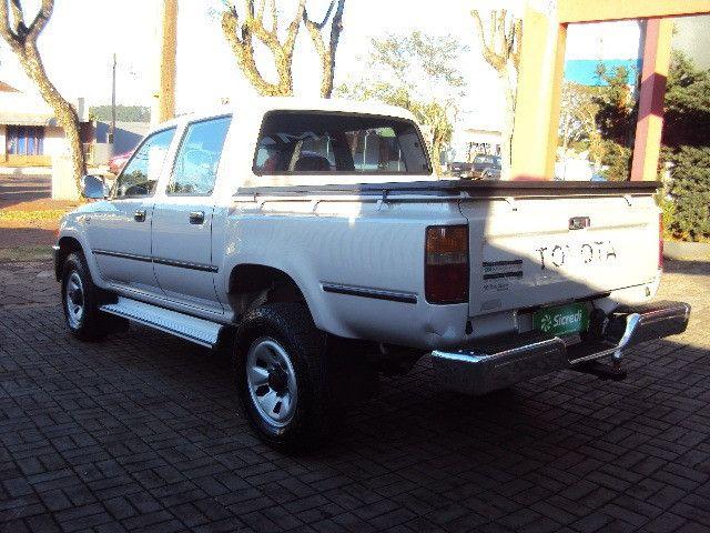 Hilux sr5 2.8 2001/01 diesel 4x4 completa reliquia !!! - Foto 3