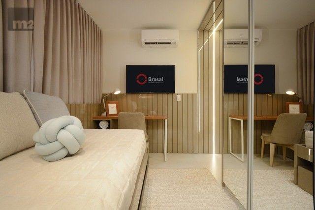 Apartamento à venda com 2 dormitórios em Setor bueno, Goiânia cod:M22AP1176 - Foto 14