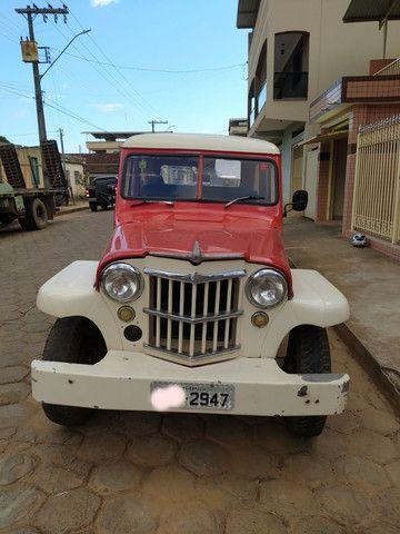 Rural Willys 1959 4x4 - Foto 5