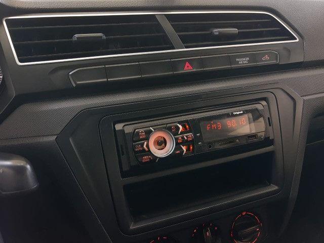 VW Volkswagen Saveiro Robust CS 1.6 8v Flex 2020 - Foto 10