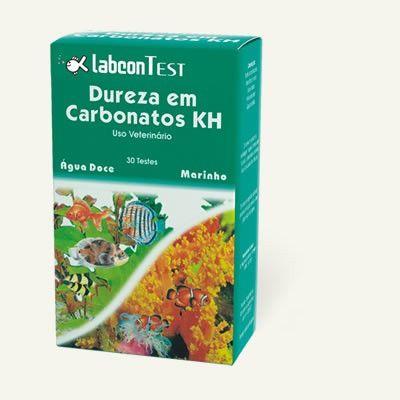 Alcon Labcon Test Dureza Em Carbonatos Kh 30 Testes - Cavernapet