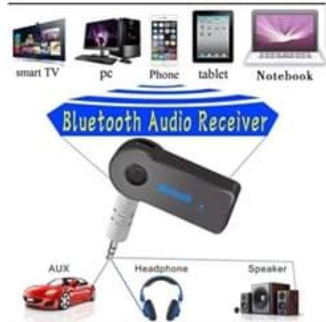 Bluetooth p2 Celular para Som de Carro - Foto 2