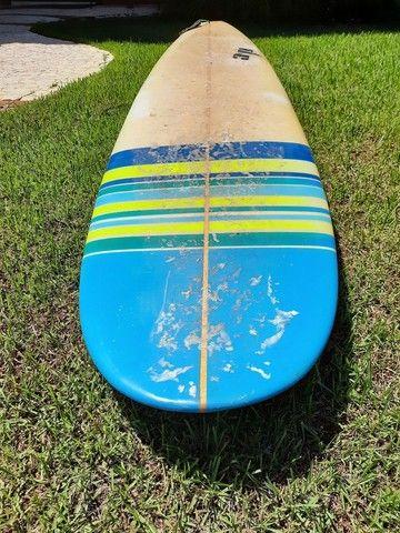 Prancha de surf ideal para iniciantes Fun board - Foto 4