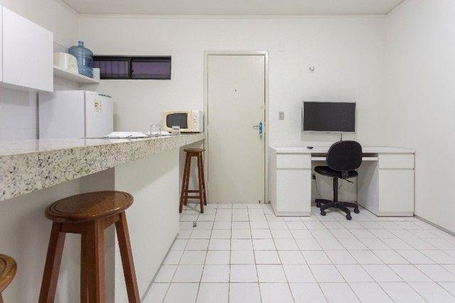 Flat 105, aluguel tem 34 metros quadrados com 1 quarto em Boa Viagem - Recife - PE - Foto 5