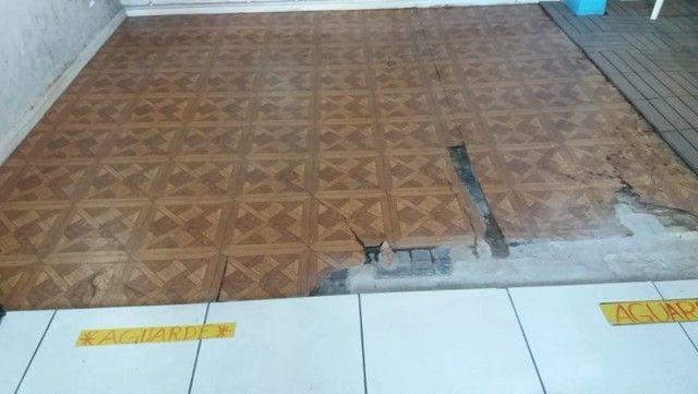 Pallet piso estrado decorado uso em geral - Foto 4