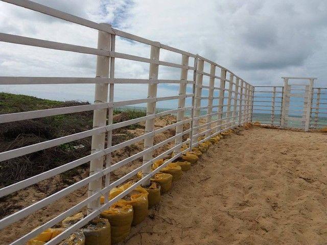 Casa terrea com 70 m2 em condomínio Fechado de frente a praia em Porto de Sauípe (Bahia) - Foto 4