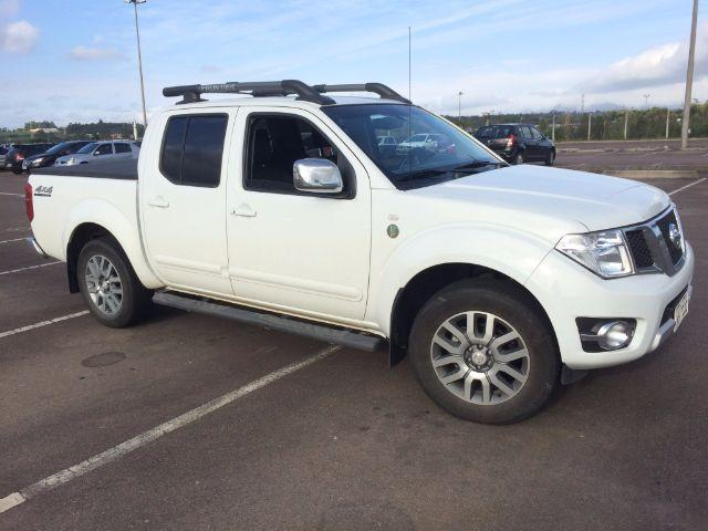 NISSAN FRONTIER 2.5 SL 10 ANOS 4X4 CD TURBO ELETRONIC 4P AUTOMATICO DIESEL