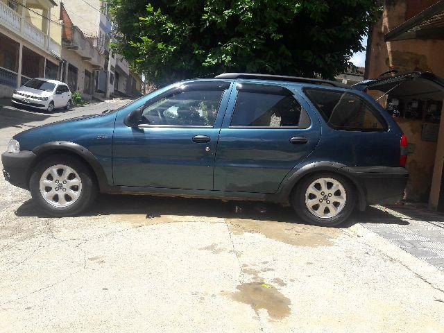 Fiat Palio wekend adventure 1.6 8v