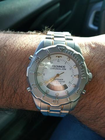 Relógio Technos Skydiver - Bijouterias, relógios e acessórios - Vila ... d77b7de203