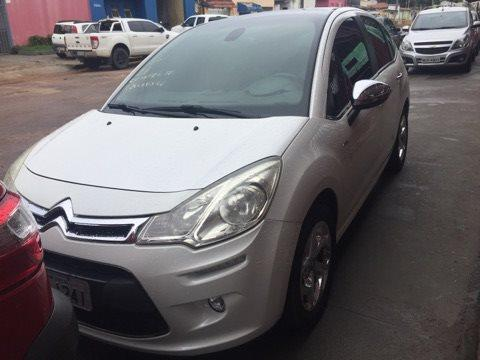 CITROËN C3 2012/2012 1.6 EXCLUSIVE 16V FLEX 4P MANUAL