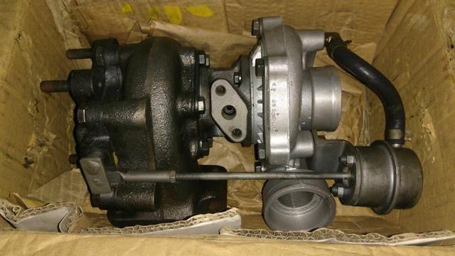 Kit turbo para motor fire