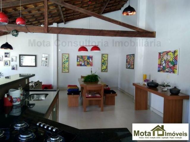 Mota Imóveis - Centro de Araruama Linda Casa 3 Qts com Piscina eÁrea Gourmet. CA-393 - Foto 6