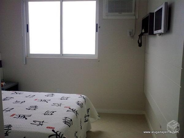Apartamento 3 Quartos_ Meia Praia _ Vista para mar _ 2 vagas garagem - Foto 14