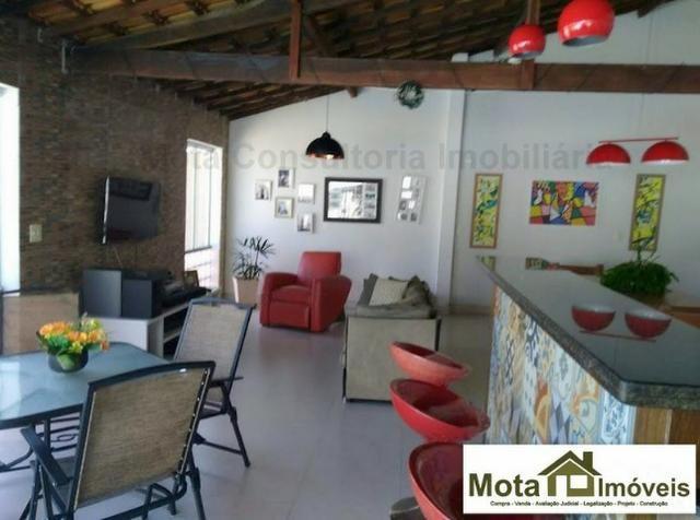 Mota Imóveis - Centro de Araruama Linda Casa 3 Qts com Piscina eÁrea Gourmet. CA-393 - Foto 7