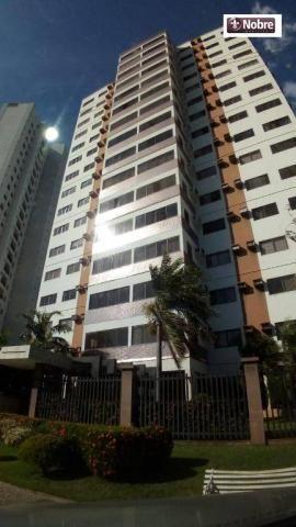 Apartamento com 3 dormitórios para alugar, 112 m² por r$ 1.405,00/mês - plano diretor sul
