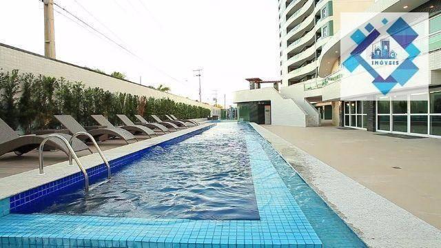 Apartamento com 3 dormitórios à venda, 164 m² por R$ 1.100.000,00 - Guararapes - Fortaleza - Foto 15