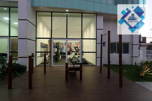 Apartamento com 3 dormitórios à venda, 72 m² por R$ 460.000,00 - Guararapes - Fortaleza/CE - Foto 16