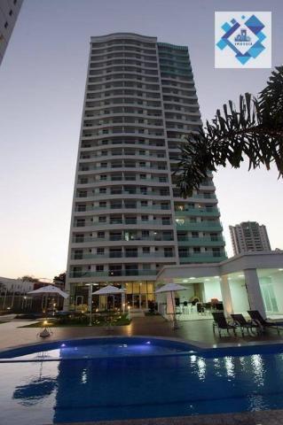 Apartamento com 3 dormitórios à venda, 72 m² por R$ 460.000,00 - Guararapes - Fortaleza/CE